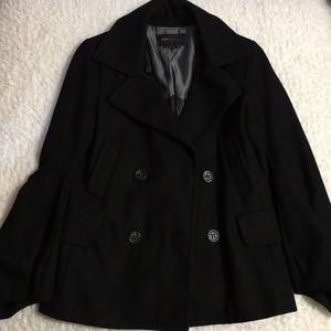 BCBGMaxAzria pea coat